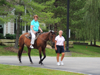 Horseback Riding at Laurel Lake