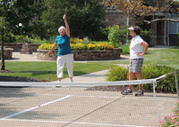 Pickleball at Laurel Lake