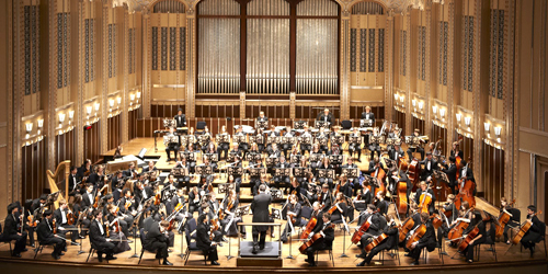 Cleveland Orchestra at Severance Hall